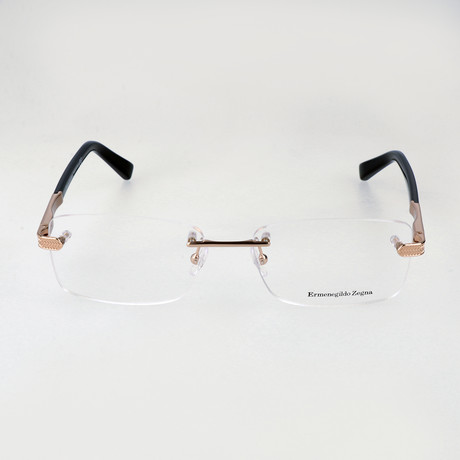 Paolo Optical Frame // Gold