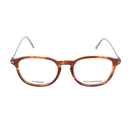 Vincenzo Optical Frame // Light Havana