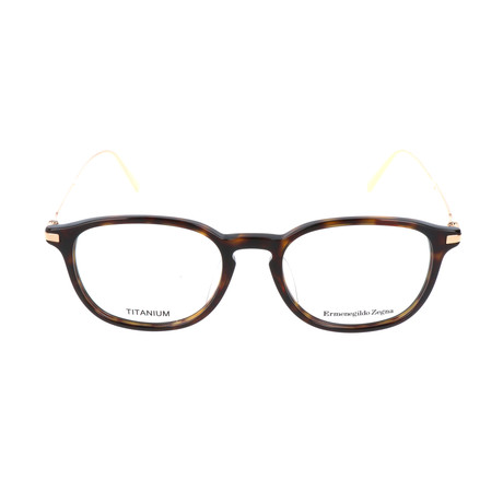 Vincenzo Optical Frame // Tortoise