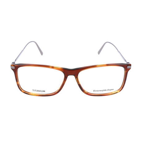 Tommaso Optical Frame // Light Havana