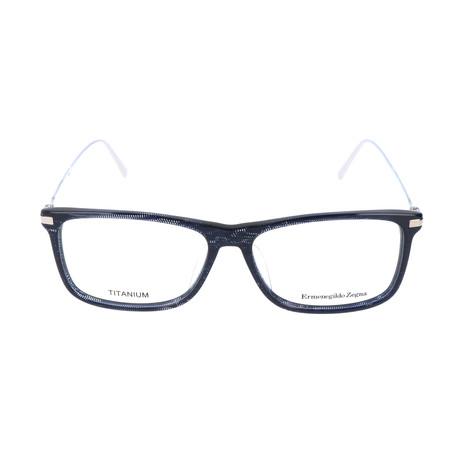 Tommaso Optical Frame // Crystal Blue