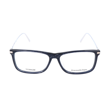 Tommaso Optical Frame // Crystal Blue