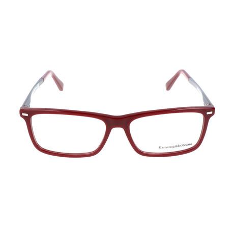 Franco Frame // Red