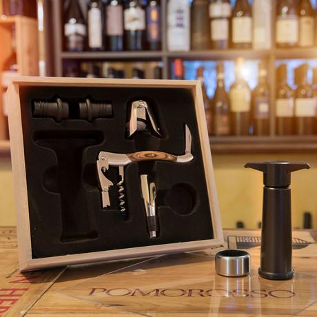 Memorabile Wine Connoisseur Grand Set (Set of 4)