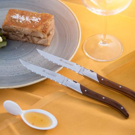 Fassona Steak Knives // Set of 4