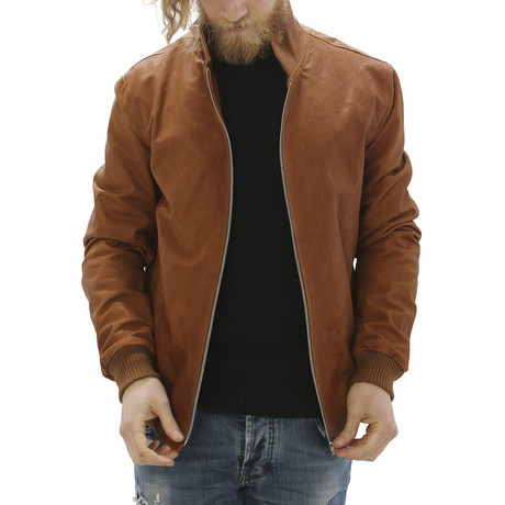 Cullen Leather Jacket // Leather (S)