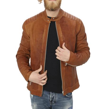 Arlo Leather Jacket // Leather (S)