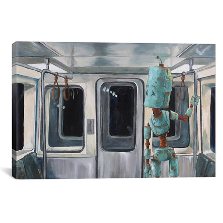 Subway Bot // Robots in Rowboats