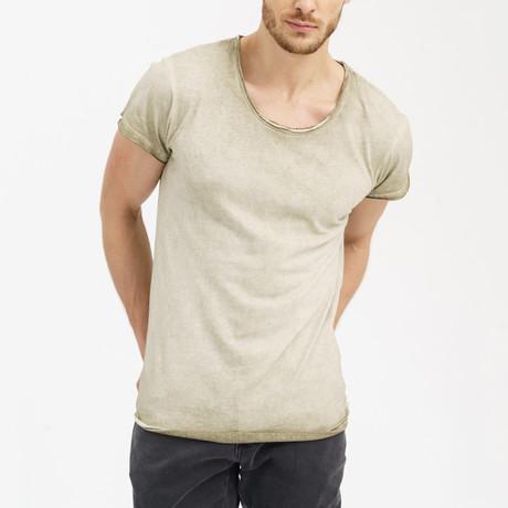 Levi T-Shirt // Khaki (XS)