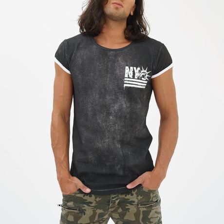 Archie T-Shirt // Black (XS)