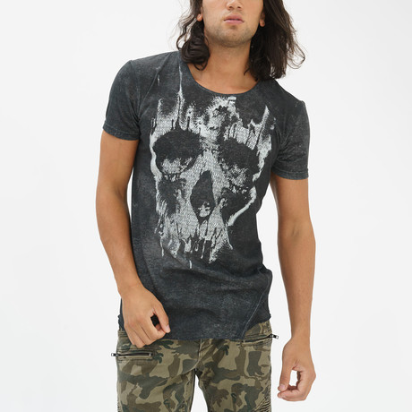 Pay For The Skull // Black (XS)