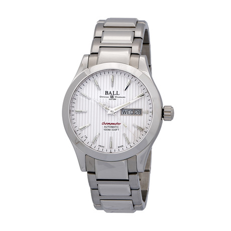 Ball Engineer II Chronometer Automatic // BC-000-NM2026C-SCJ-WH