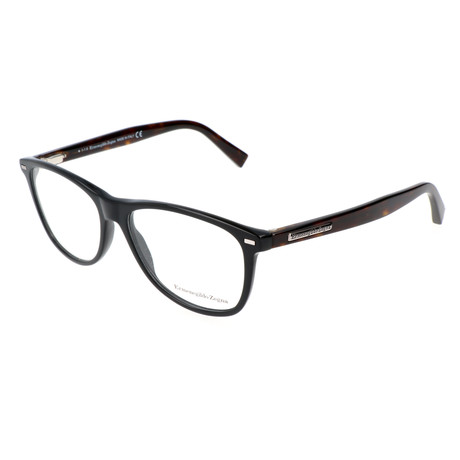 Men's EZ5055 Optical Frames V1 // Black