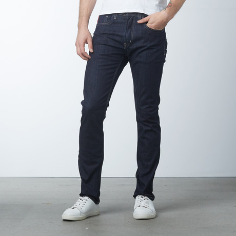Skinny Baseline // Indigo (29WX32L)