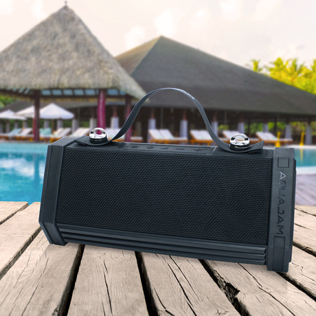 IPX7 Fully Waterproof Portable Bluetooth Speaker