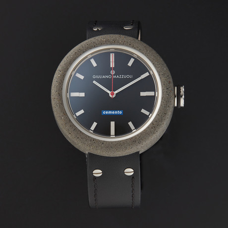 Giuliano Mazzuoli Cemento Automatic // CEM1601 // Store Display