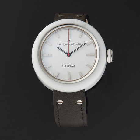 Giuliano Mazzuoli Carrara Automatic // CRRA07 // Store Display