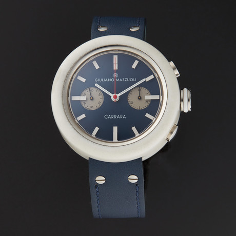 Giuliano Mazzuoli Carrara Chronograph Automatic // CRRAC08 // Store Display