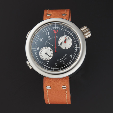 Giuliano Mazzuoli Manometro Chronograph Automatic // MC02N // Store Display