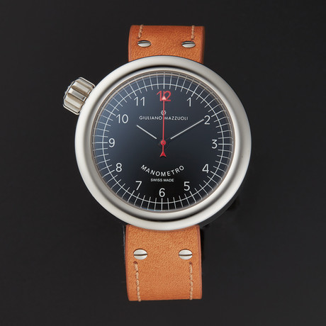 Giuliano Mazzuoli Manometro Left Handed Automatic // MLP02N // Store Display
