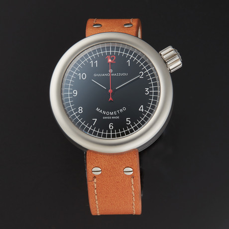 Giuliano Mazzuoli Manometro Automatic // MRB02N // Store Display