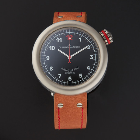Giuliano Mazzuoli Manometro Automatic // MT03 // Store Display