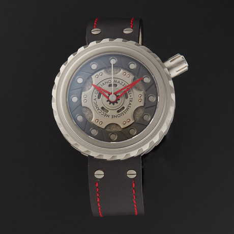 Giuliano Mazzuoli Transmission Automatic // TMB06 // Store Display