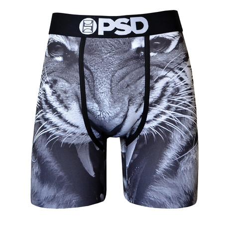 Tiger Underwear // Black (S)