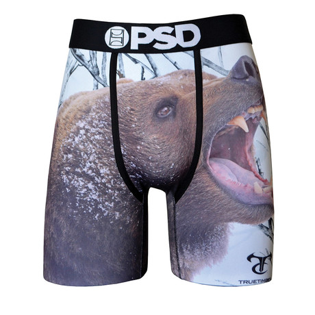 Bear True Timber Underwear // Brown (S)