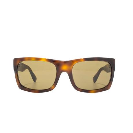 Toby Sunglasses // Havana Gold