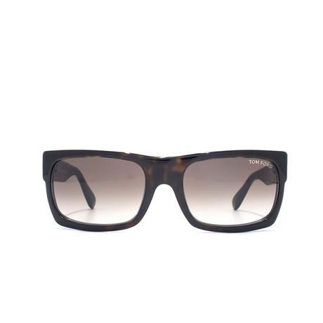 Toby Sunglasses // Havana