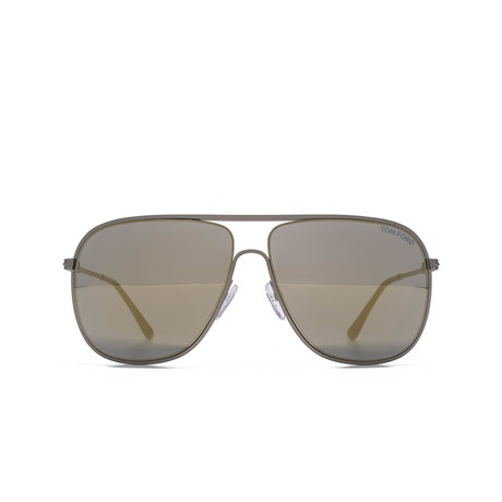 Dominic Aviators // Gunmetal