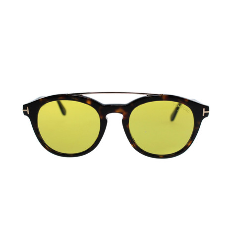 Newman Sunglasses // Dark Havana