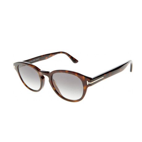 Men's Von Bulow Sunglasses // Havana + Gray Gradient