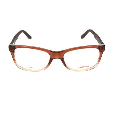 Remus Frame // Brown Gradient Crystal
