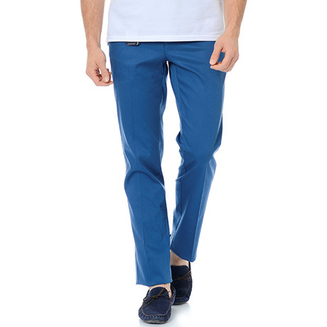 Trousers // Blue (Euro: 46)