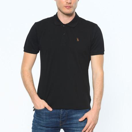 Polo // Black (S)