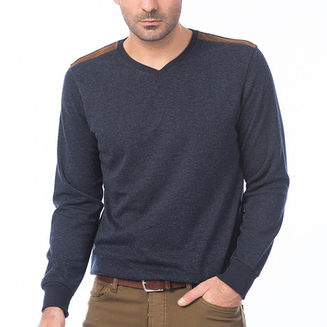 Ronny Sweater // Dark Blue (M)