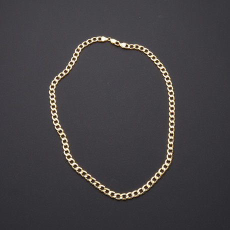 "Cuban Chain Necklace // 6.5mm (20"")"