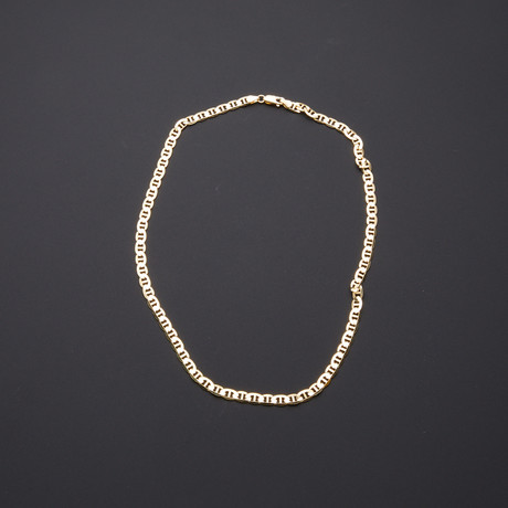5.2mm Heavyweight Mariner Chain Necklace