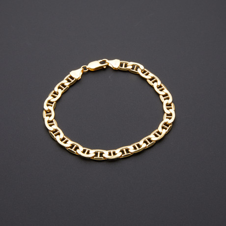 Mariner Chain Bracelet // 6.4mm
