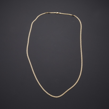 3.3mm Mariner Chain Necklace