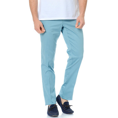 Trousers // Turquoise (44)