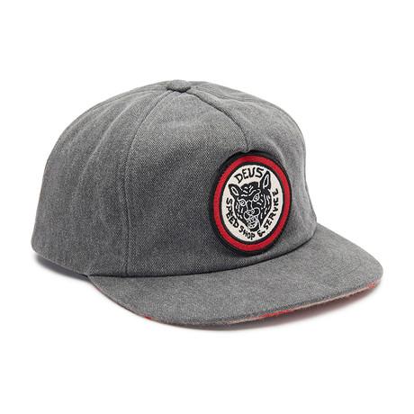 Apollo Cap Hat // Black