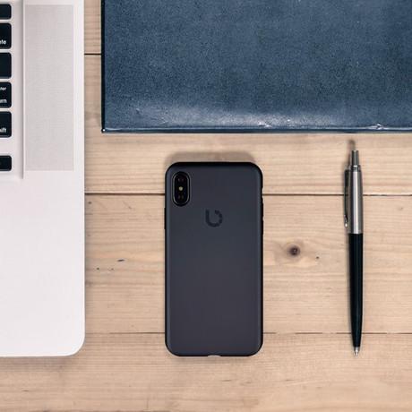 Latitude Case // Black (iPhone 8)