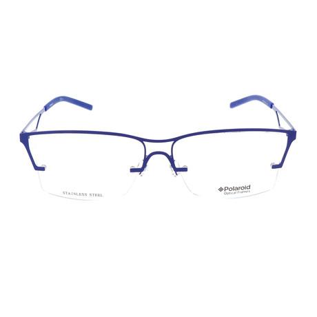 PLD-D102-FJI Optical Frame // Bluette