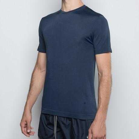 Sun T-Shirt Solar Protection // Blue Superb