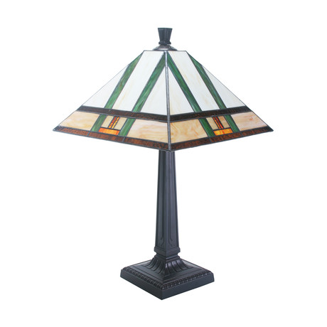 Mission Style Lamp I