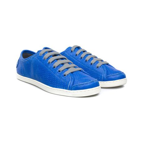 Uno Sneaker // Bright Blue