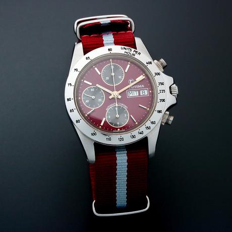 Tutima Chronograph Automatic // 775 // Pre-Owned